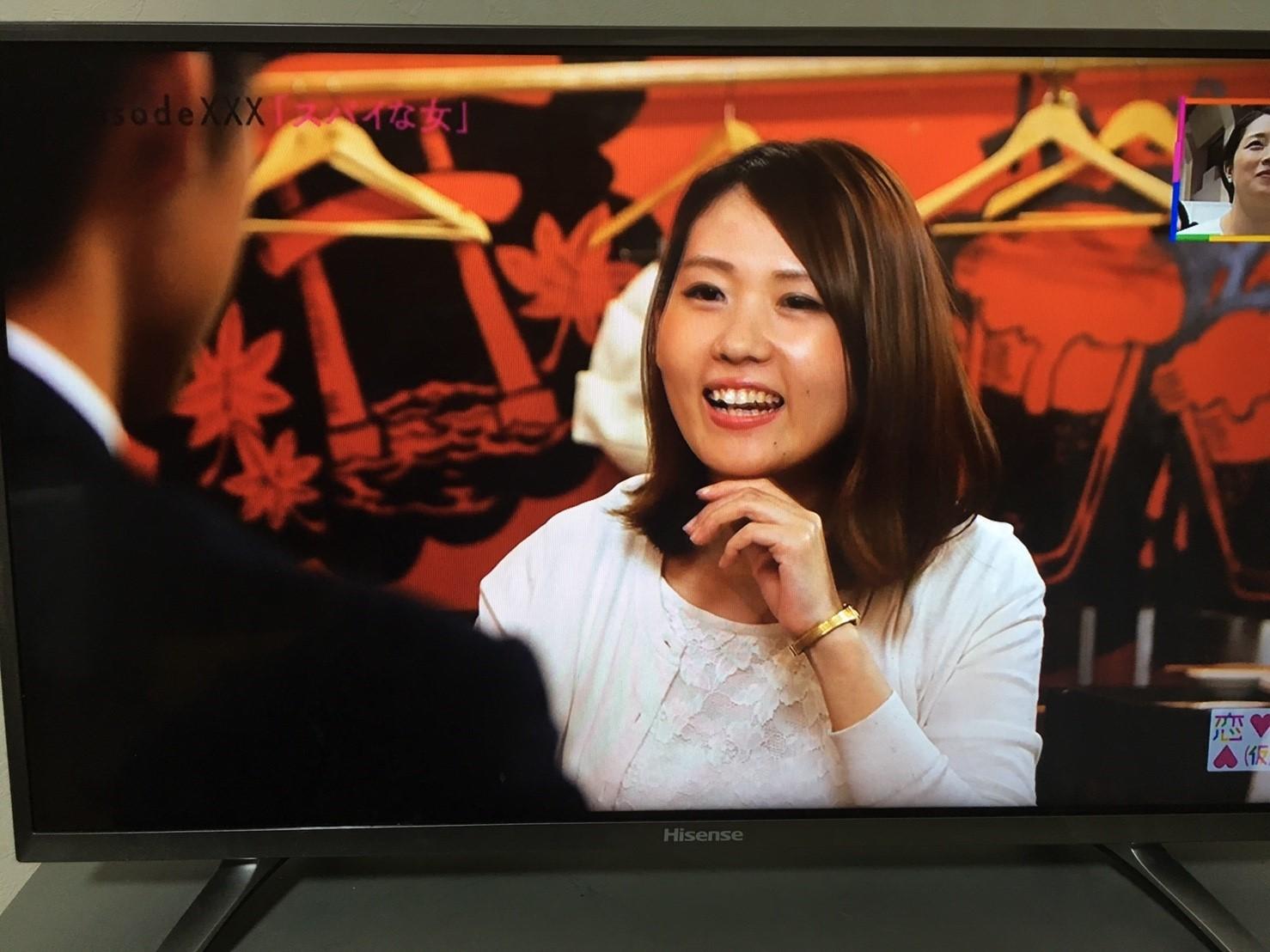 広島ホームテレビ21日深夜放送『恋とか愛とか(仮)』のロケ地に餃子家龍袋町店が登場致しました♪