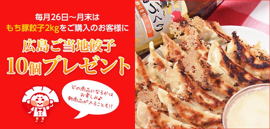 26日~月末まで【餃子家龍 通販】イベントを行っています(^_-)